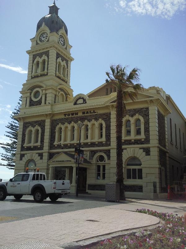 Glenelg Town Hall, Australia