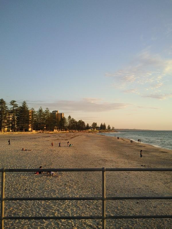Pictures of Glenelg Beach, Adelaide Australia