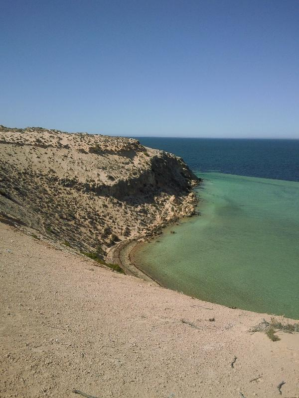 Amazing Eagle Bluff, Shark Bay Australia