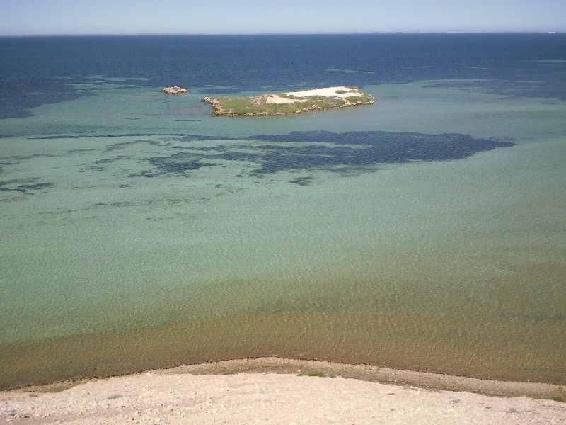 Shark Bay Australia Dirk Hartog Island in Shark Bay