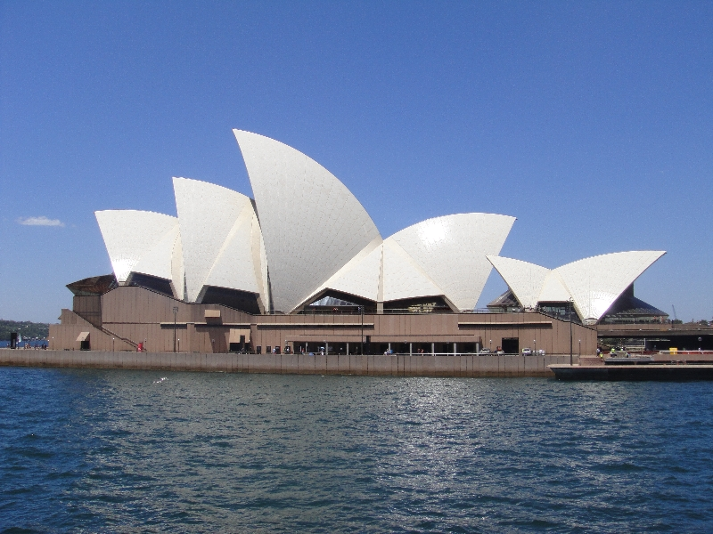 The Sydney Opera House , Australia