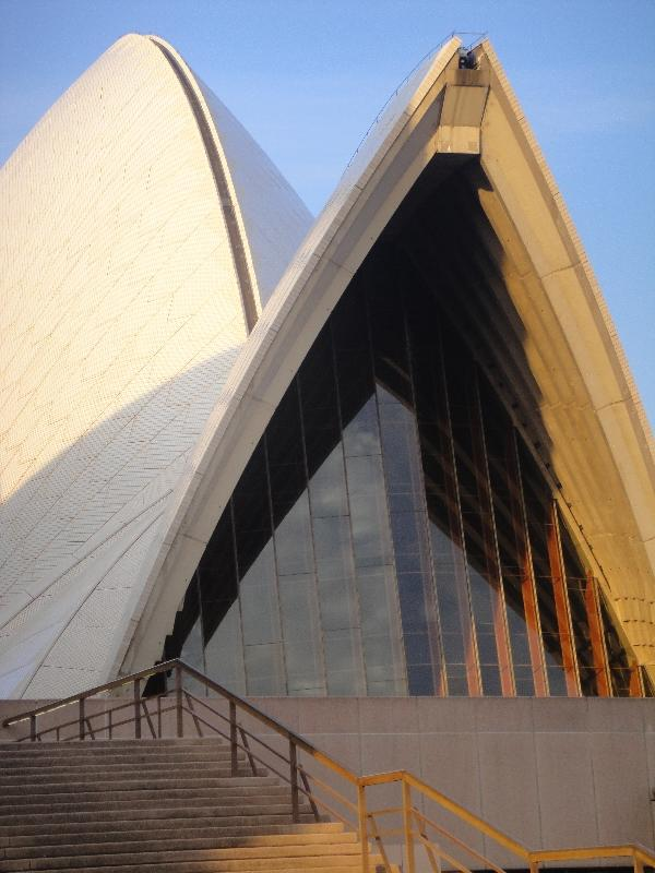 Close up Sydney Opera House, Australia