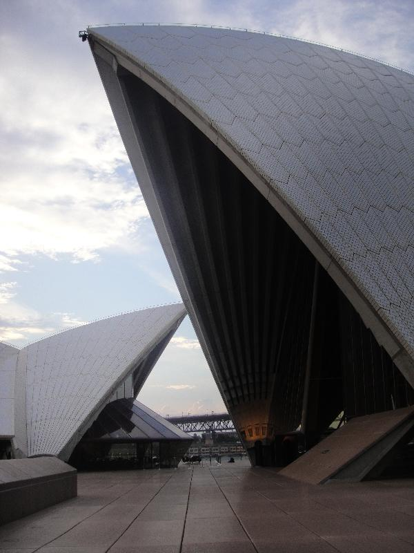 Structures Opera House, Australia