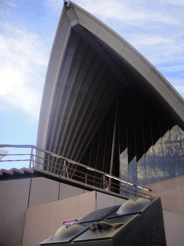 Inside Sydney Opera House, Australia