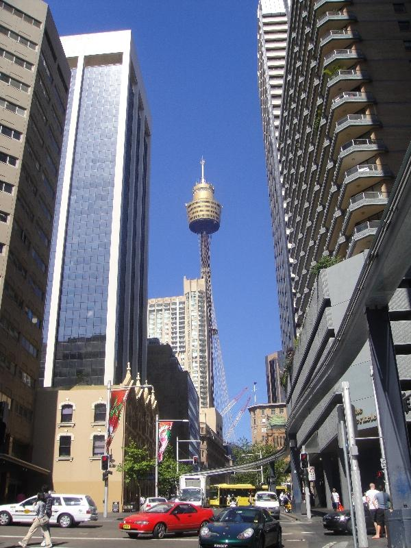 Sydney Skywalk Tower, Sydney Australia