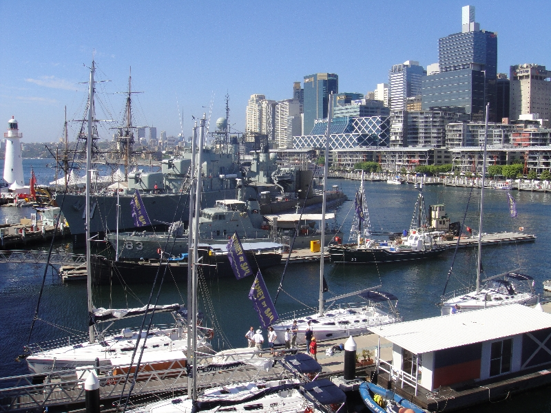 HMAS Onslow Submarine, Sydney Australia