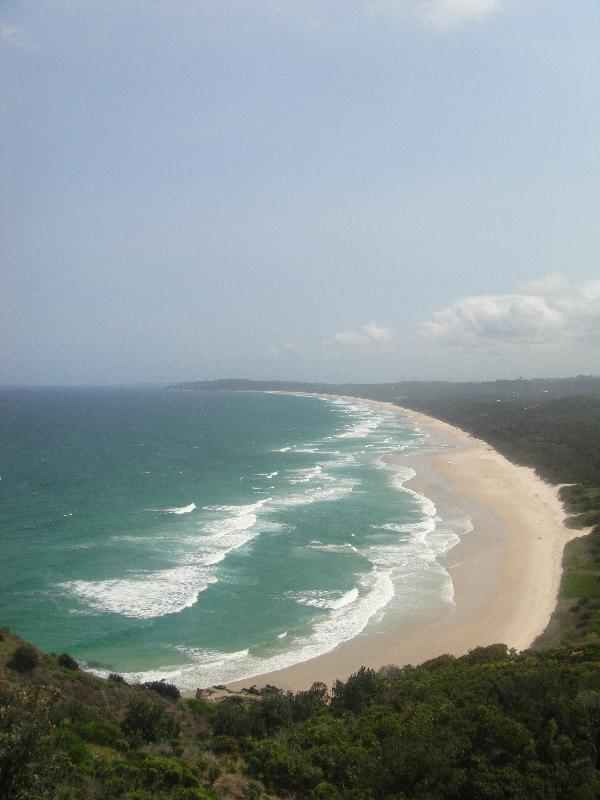 Beautiful beaches Byron Bay, Australia