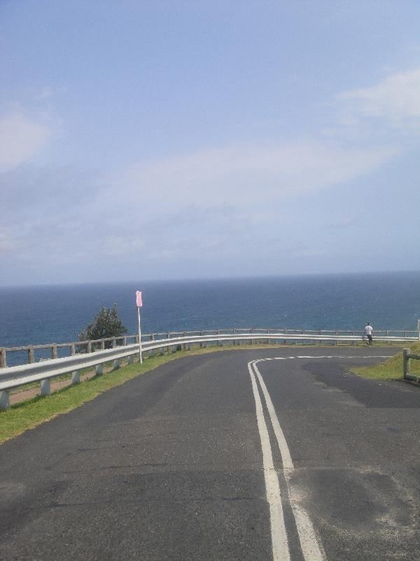 Road to Cape Byron, Australia