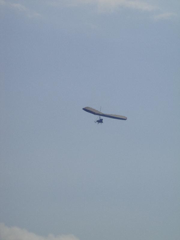 Hang gliding Byron Bay, Australia