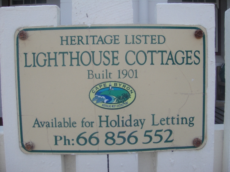 Lighthouse Cottages Byron Bay, Australia