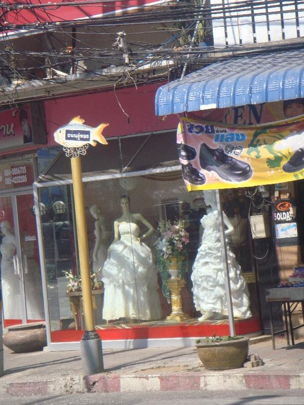 Ayutthaya Thailand Thai Bridal Shop