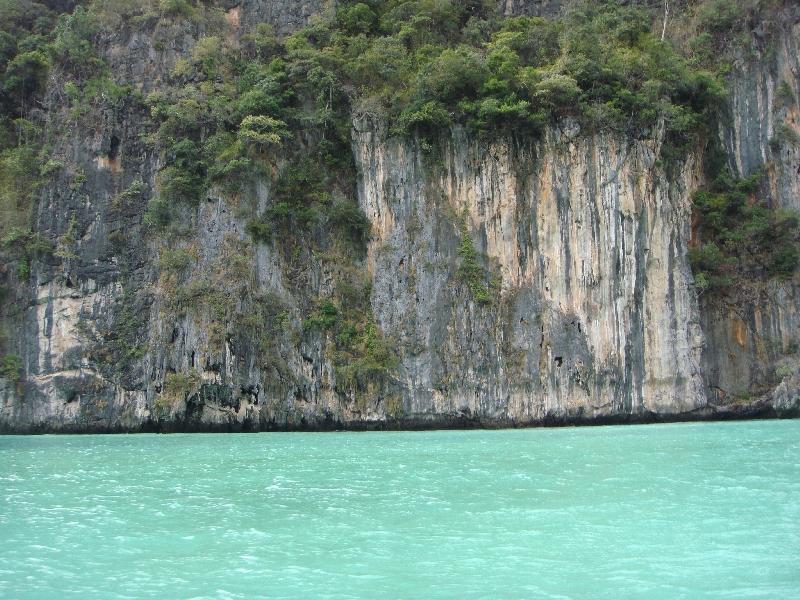 Phi Phi Leh Lagoon, Thailand