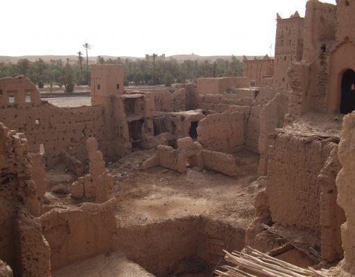 Kasbah Ouarzazate, Morocco