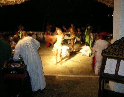 Traditional dancers in Kenya, Mombasa Kenya
