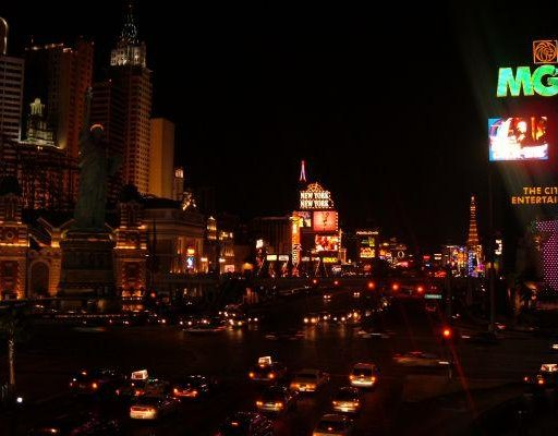 Pictures of Las Vegas in Nevada, United States
