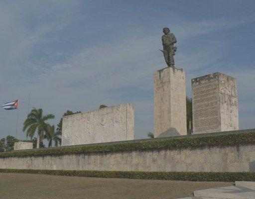 Tomb Che Guevara in Santa Clara, Havana Cuba