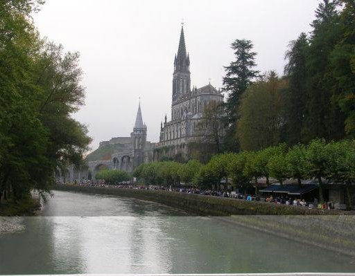 Pictures of Lourdes, France, France