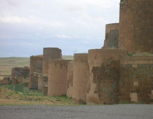 Diyarbakir Turkey Ani, the antique capital of Armenia