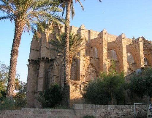 Church in Famagusta, Cyprus, Famagusta Cyprus