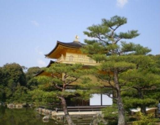 Pictures of the Kinkaku-ji Temple, Japan