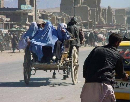 Local transport in Kabul, Afghanistan, Afghanistan