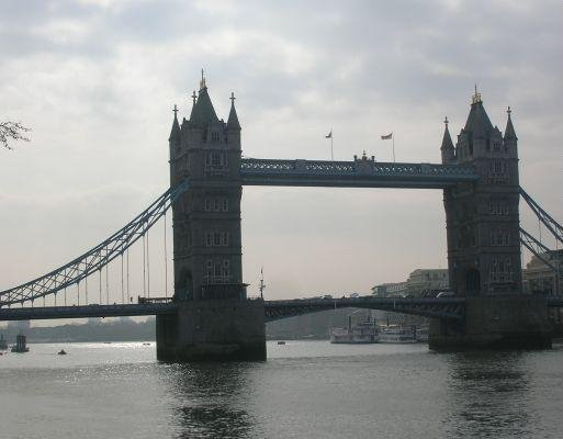 The London Tower Bridge, United Kingdom