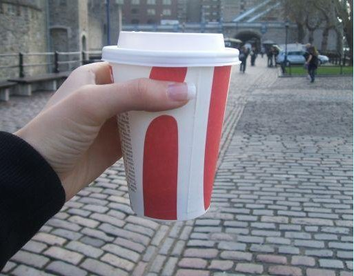 Coffee in London.., United Kingdom