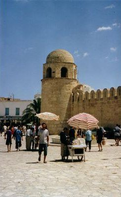 Sousse Tunisia Medina Market, Tunisia