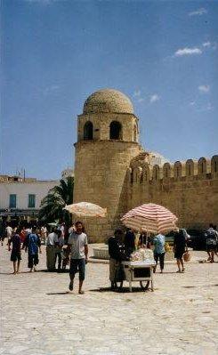 Medina Market, Tunisia, Tunisia