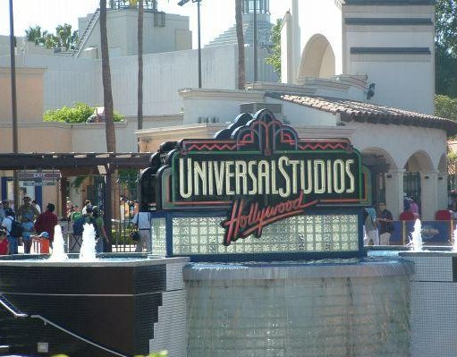 Universal Studios in Hollywood, United States