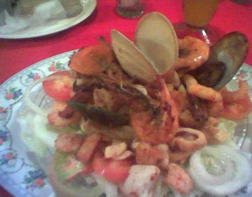 Great Seafood in Venezuela, Venezuela