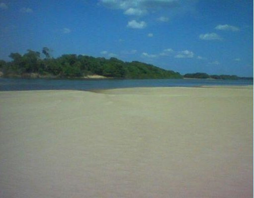 The beach in Venezuela, Venezuela
