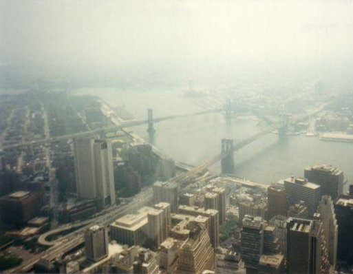 View of Manhattan, New York, New York United States