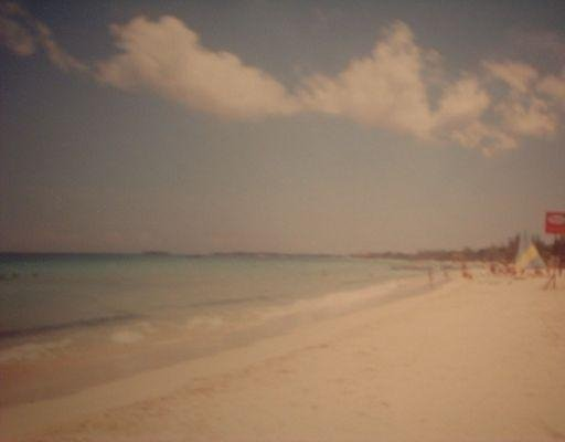 The beach in Negril, Jamaica, Jamaica