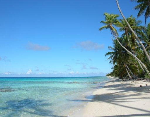 Fakarava Beaches, Tuamotu Islands, French Polynesia