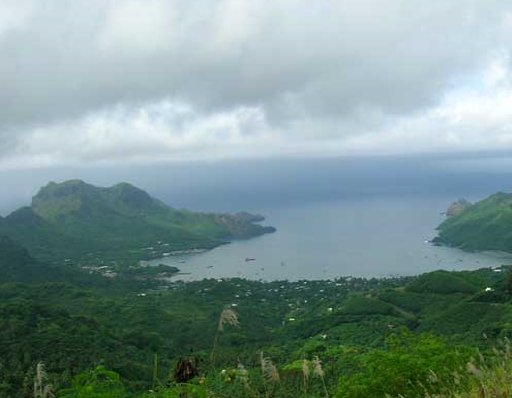 Sailing Trip around Polynesian Islands, Fatu Hiva French Polynesia