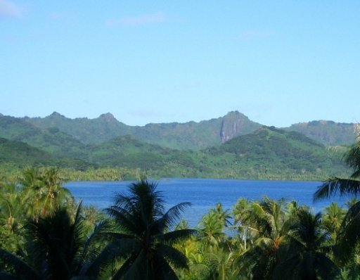 Pictures of Tahiti, French Polynesia, Fatu Hiva French Polynesia