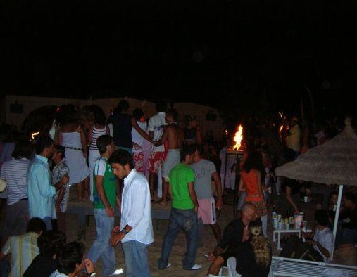 Nightclubs in Djerba, Tunisia, Tunisia