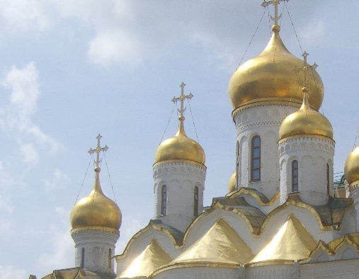 Saviour Church in Moscow, Russia, Poland