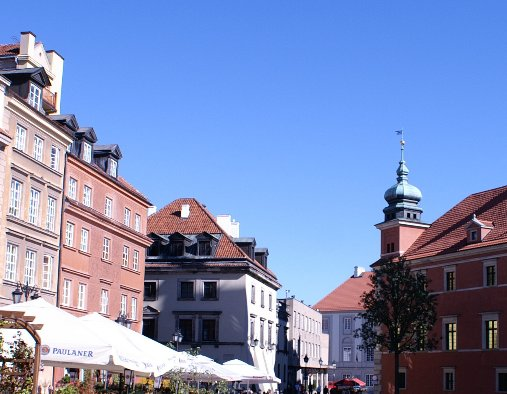 Main square in Cracow, Poland, Poland