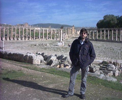 Roman ruins of Amman, Jordan, Jordan