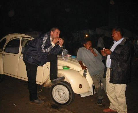 Eating out in Madagascar, Madagascar