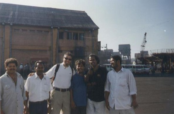 Great trip in India, Chennai India