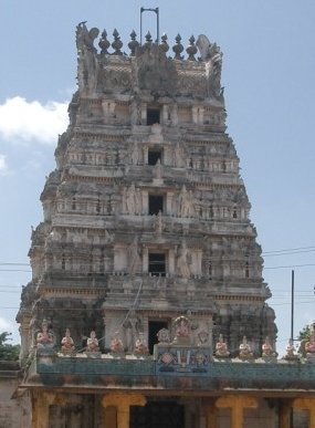 Hindu Temple in India, Chennai India