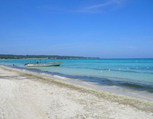 Negril Jamaica 7 Miles Beach, Negril, Jamaica