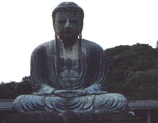 The Great Buddha in Kamakura, Odawara City Japan
