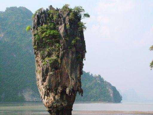 James Bond Island, photos of Thailand, Bangkok Thailand