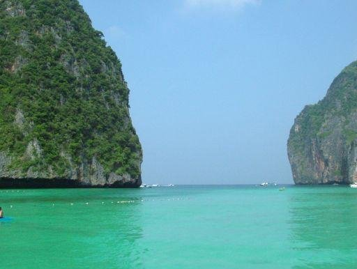 Phi Phi Leh, Maya Beach, Thailand