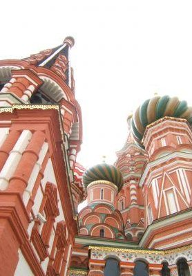 Photos of the Kremlin in Moscow, Russia