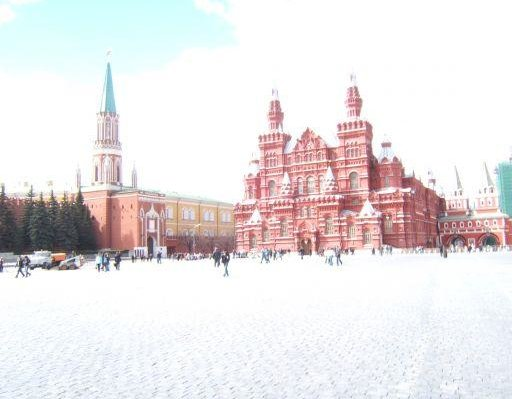 Red Square in Moscow, Russia, Russia